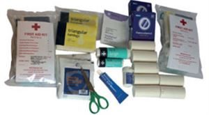 YC4 FULL PACK FIRST AID KIT