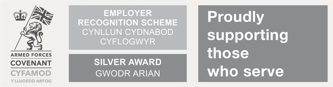 Armed Forces Covenant Silver ERS Scheme