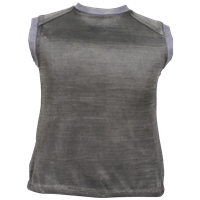 Stab Shirt without sleeves