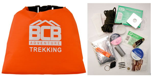 CK700 Bag and Contents