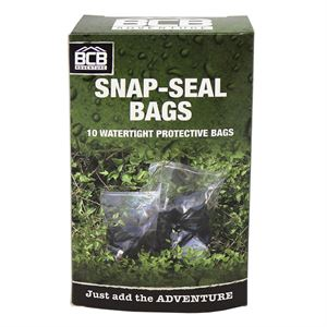 Snap Seal Bags New Packaging Web