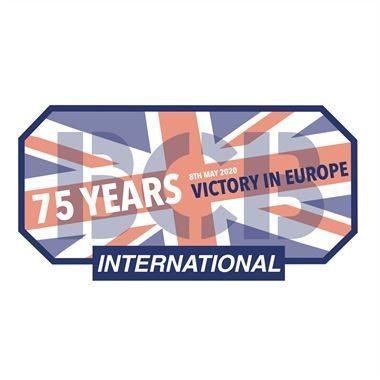 BCB VE Day Logo