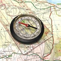 CK602 Map Reading Compass