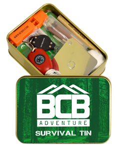 BCB Adventure Survival Tin ADV069