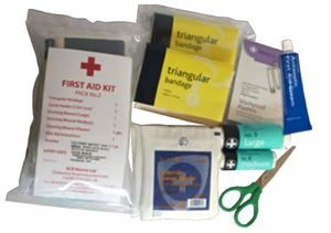 YC4 PART II - FIRST AID KIT