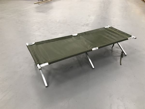 Folding Camp Cot Bed