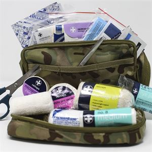 First Aid Kits & Medical Aids