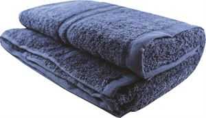 HG016N_Bath towel_Navy