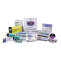 LifeSaver 2 First Aid Kit contents