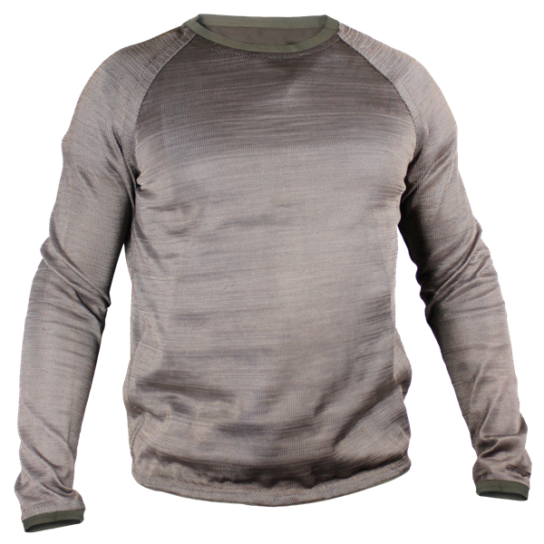 Stab Shirt with Sleeves