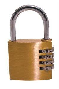 CJ559 Combination Padlock LG