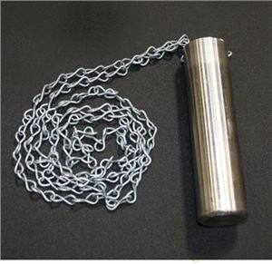 LIFEBOAT DIPPER WITH CHAIN