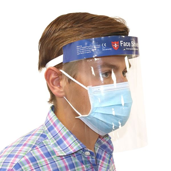 CL223 Full protective Face Shield